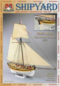 050   *   HMS   Alert   1777(1:96)   *   Schip