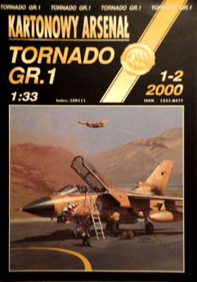 31  *    1-2\00    *   Tornado GR.1 (1:33)       *       HAL
