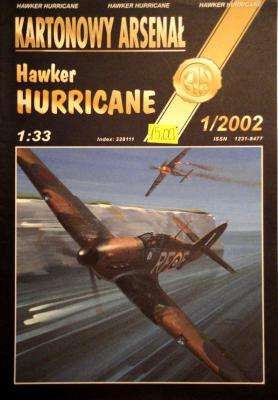 37    *  1\02    *     Hawker Hurricane (1:33)      *        HAL