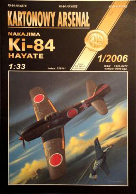 52   *   1\06    *    Nakajima Ki 84 Hayate (1:33)      *      HAL