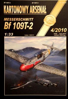 69    *    4\10    *    Messerschmitt Bf 109T-2 (1:33)     *      HAL