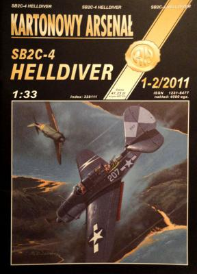 70  *   1-2\11   *   SB2C-4 Helldiver (1:33)       *      HAL