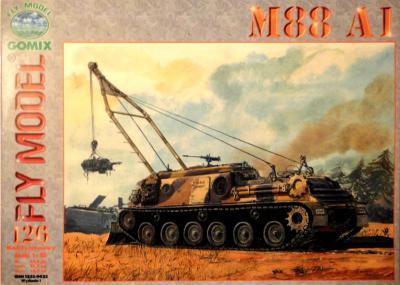 GOM-126    *    M88 A1 (1:25)