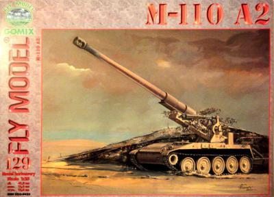 GOM-129     *    M-110 A2 (1:25)