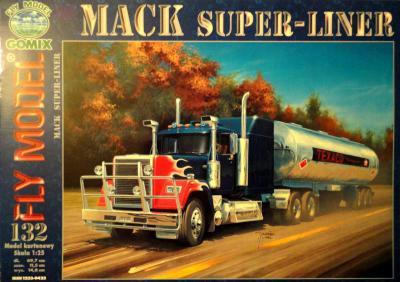 GOM-132     *      MACK  Super-Liner (1:25)