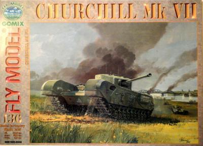 GOM-136    *     Churchill Mk VII (1:25)