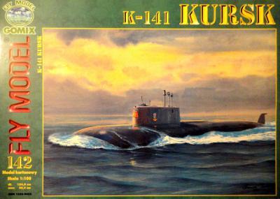 GOM-142     *    K-141 Kursk (1:100)