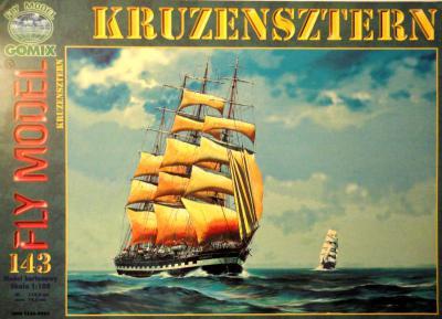 GOM-143    *    Kruzensztern (1:100)