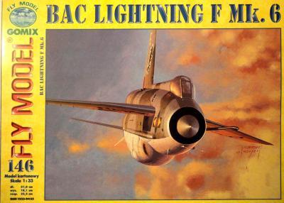 GOM-146     *     BAC Lightning F Mk. 6 (1:33)