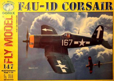 GOM-147    *      F4-U - 1D Corsair (1:33)