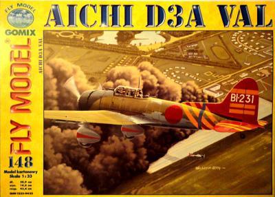 GOM-148     *     Aichi D3A Val (1:33)