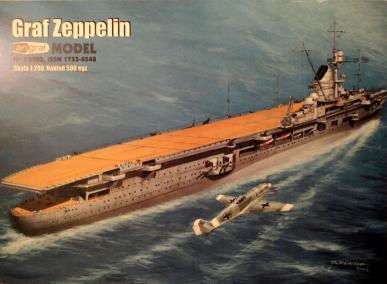 015   *   1\08    *     Graf Zeppelin (1:200)     *   ANGR