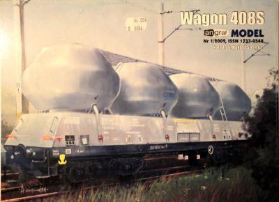 018    *  1\09    *    Wagon 408S (1:33)    *   ANGR