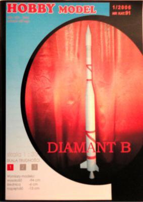 Hob\M-091    *    Diamant B (1:33)