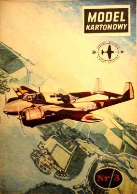 Nr-3      *        Fokker    G.1 B    *   ALFA