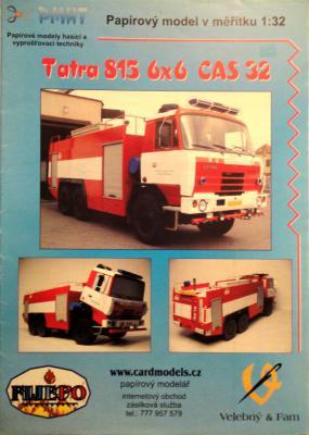 005   *   Tatra 815 6x6 CAS 32 (1:32)   *   PMHT