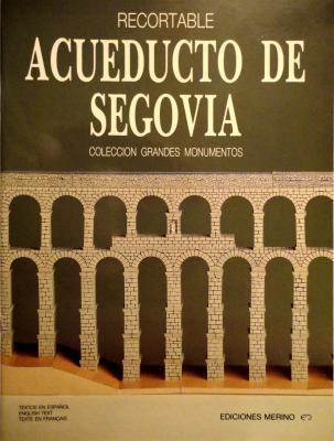 01    *      Agueducto de Sagovia    1:125      *     MERINO