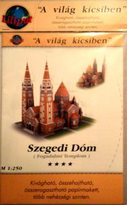 Szegedi Dom (1:250)    *    LILIPUT