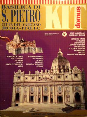 001   *   Basilica DI S.Pietro   1:430    *    KIT  DOM