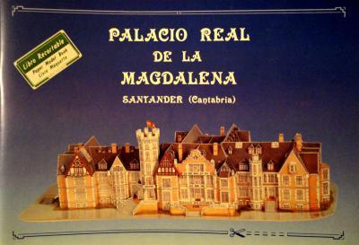 Palacio Real de la Magdalena    *   LIBRO