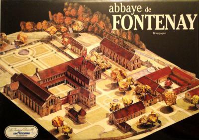 """41    *      Abbaye de Fontenay    *   L""""Inst  Durabl"""