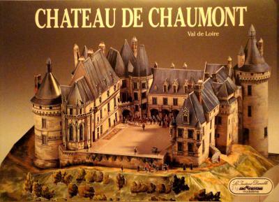 30    *   Chateau de Chaumont - Val de Loire 1:250   *    L' INST  DUR