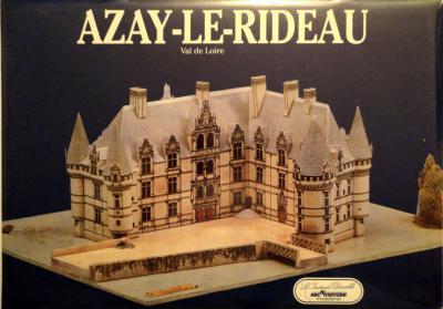 """05    *     Azay-le-Rideau    *   L""""Inst Durabl"""