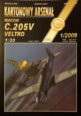 62  * 1\09    *    Masshi C.205V Veltro  1;33      *        HAL