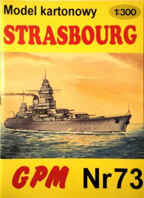 073   *  Strasbourg (1:300)      *      GPM-J