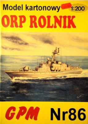 086  *  ORP Rolnik (1:200)        *       GPM-J