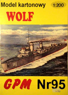 095   *  Wolf (1:200)      *      GPM-J
