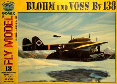 GOM-018     *     Blohm und Voss BV 138 (1:33)