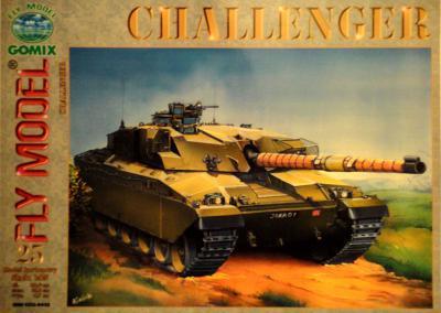 GOM-025     *     Challenger (1:25)