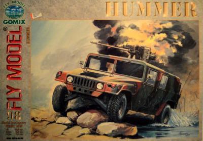 GOM-098     *     Hummer (1:25)
