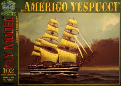 GOM-102    *    Amerigo Vespucci (1:100)