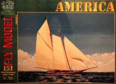 GOM-151    *     America (1:100)