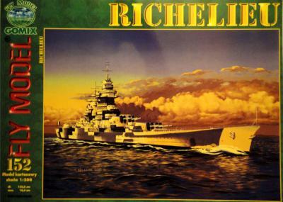 GOM-152    *    Richelieu (1:200)