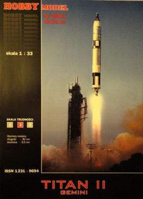 Hob\M-083     *     Titan II Gemini (1:33)