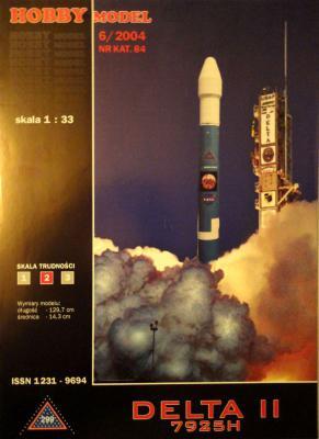 Hob\M-084    *    Delta II 7925H (1:33)