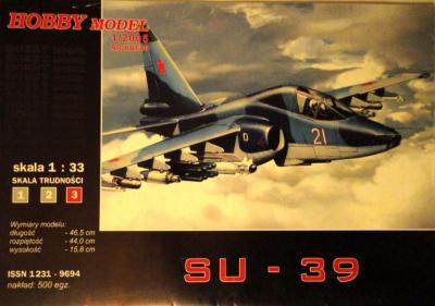 Hob\M-086    *    SU-39 (1:33)
