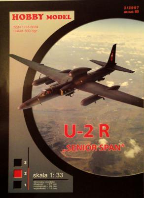 """Hob\M-093     *    U-2R """"Senior Span"""" (1:33)"""
