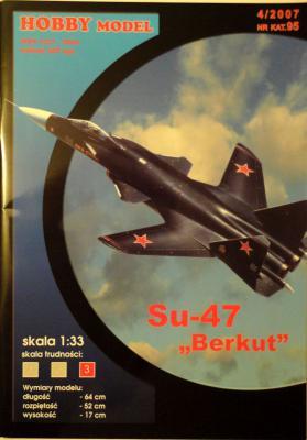 "Hob\M-095    *    SU-47 ""Berkut"" (1:33)"