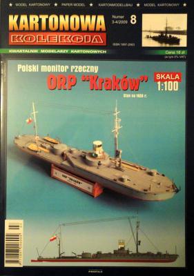"""08      *   3-4\09   *  ORP """"Krakow"""" (1:100)     *   KART-KOL"""
