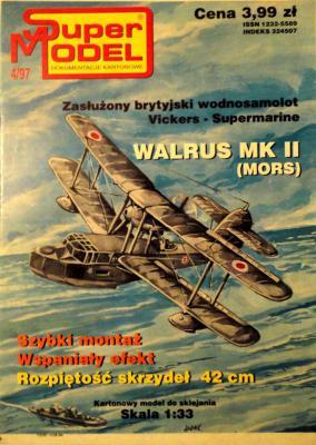 4\97    *   Walrus MK II (Mors) (1:33)      *    SUPER
