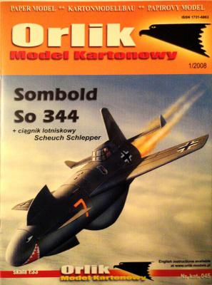 045        *           Sombold So 344 (1:33)       *     ORL