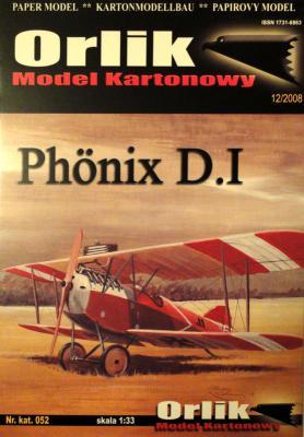 052         *          Phonix D.I (1:33)        *      ORL