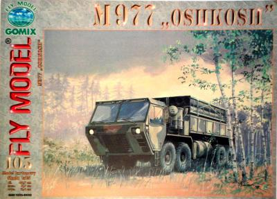 """GOM-105     *      M977 """"Oshkosh"""" (1:25)"""
