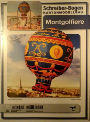 641  * Montgolfiere     *     S-B