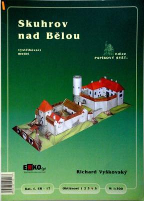 017   *    Skuhrov nad Belou (1:300)    *     ERKO