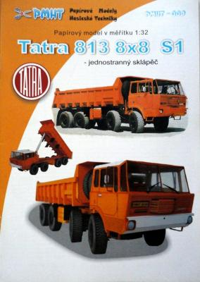 009           *               Tatra 813 8x8 S1 (1:32)   *   PMHT